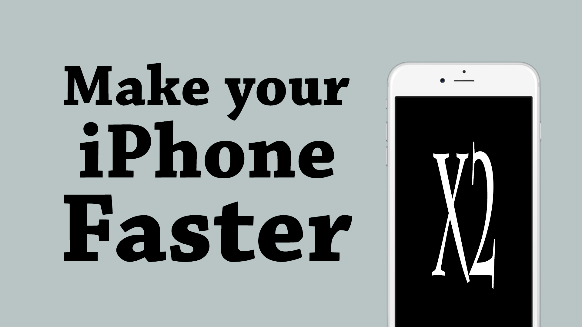 How To Make Your Iphone Fast Download Image How To Make An App