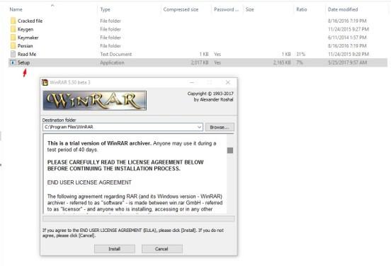 Winrar 64 bit Free download Full Version
