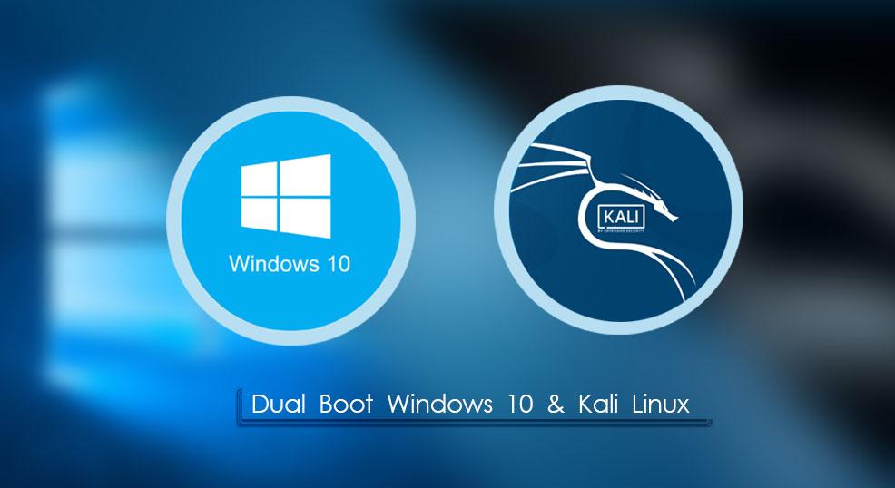 Windows 10 Linux Dual Boot