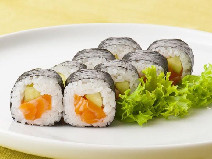 sushi ricetta maki