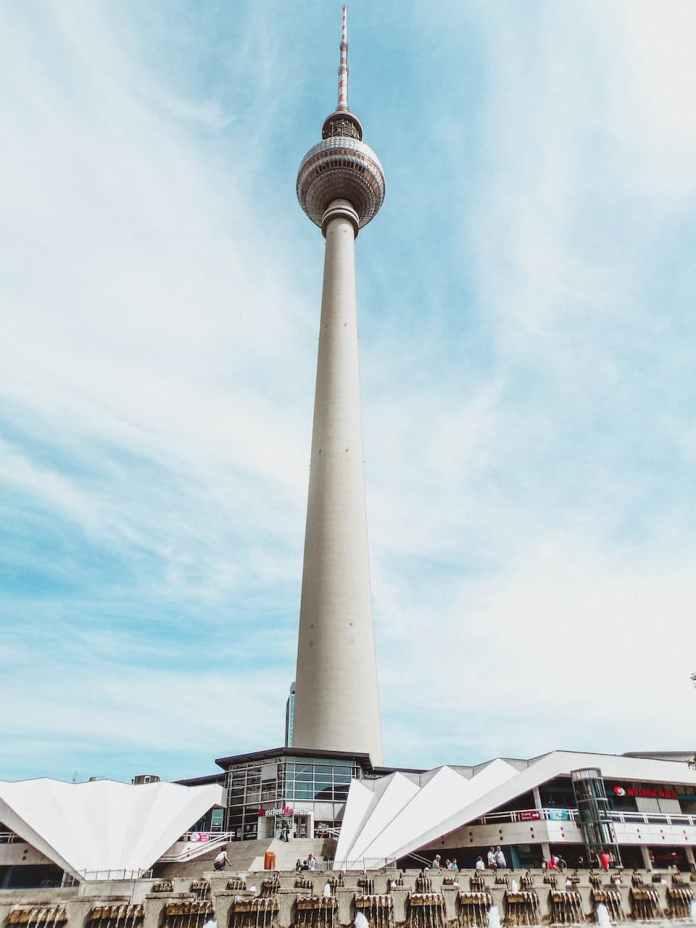 La Torre della Televisione di Berlino