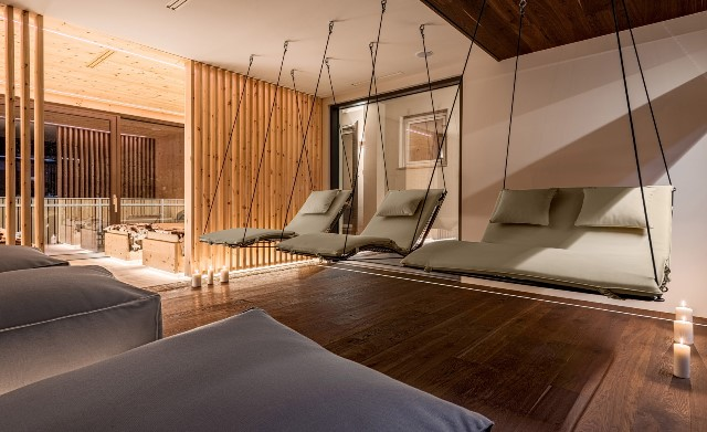 Area relax - Mein Matillhof