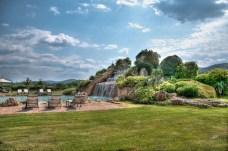 Buddha SPA garden