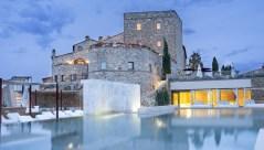 Castello di Velona esterni
