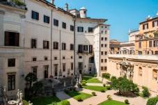 Hotel Vilòn View Giardino Palazzo Borghese- Valentina Stefanelli