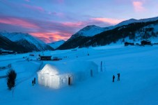 Hotel Lac Salin, Livigno. Snow Chalet