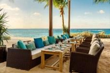 ShoalBay-Dining on the Beach - Exterior-Zemi Beach House