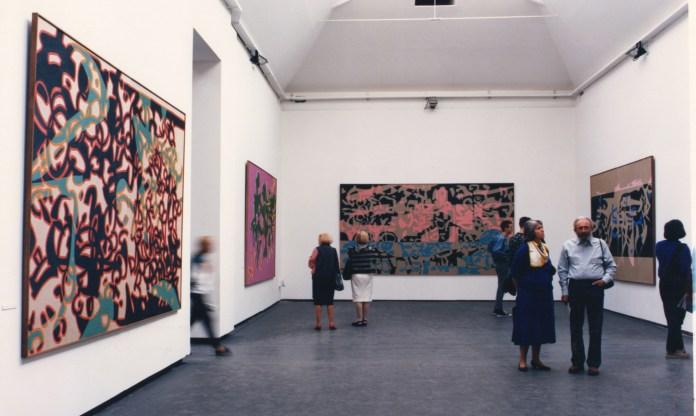 Carla Accardi Mostra Milano