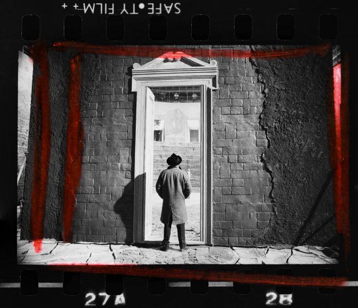 Federico Fellini Elisabetta Catalano Cinecittà