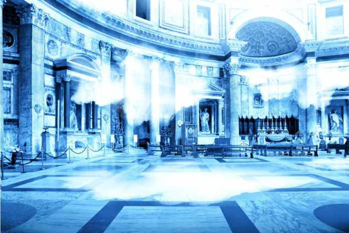 InsideOut Cosimo Scotucci Pantheon Roma
