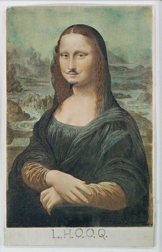 Marcel Duchamp Gioconda