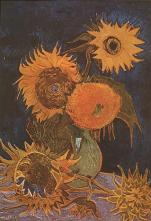 Van Gogh girasoli Perduti