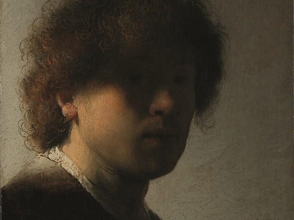 Rembrandt autoritratto accademia carrara bergamo
