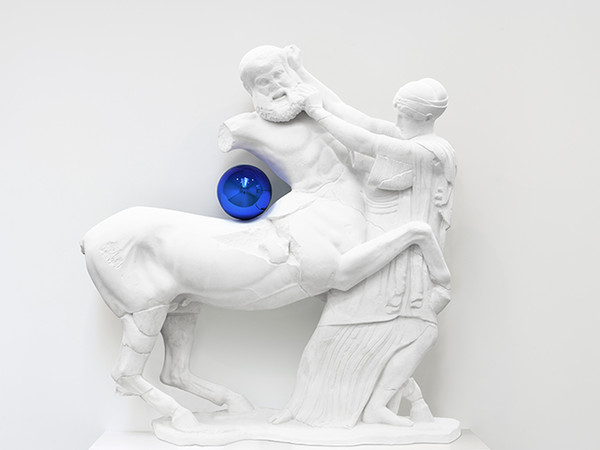 Jeff Koons milano Gallerie d'italia