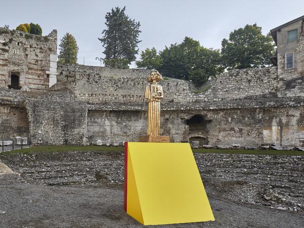 Francesco Vezzoli mostra Brescia