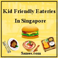 Kid Friendly Eateries