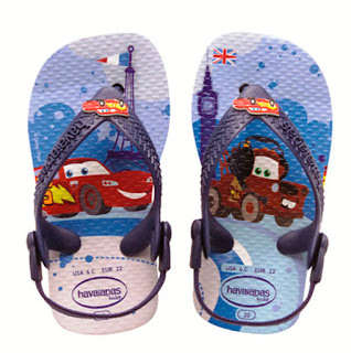 d3c2f56fd The enchanting Havaianas Princesses series will also be joined by the Kids  Minnie as well as Baby Cars designs