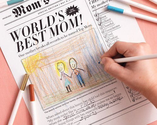 5 Easy Mothers' Day Craft Ideas for Kids