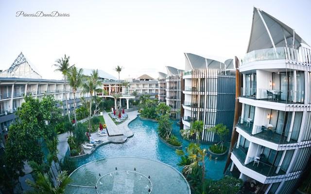 Bali for Kids: The Le Meridien Bali Jimbaran Hotel