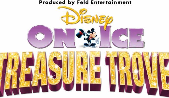 Disney on Ice Treasure Trove 2014 Giveaway!