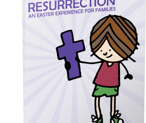 Giving kids a sense of the Resurrection…