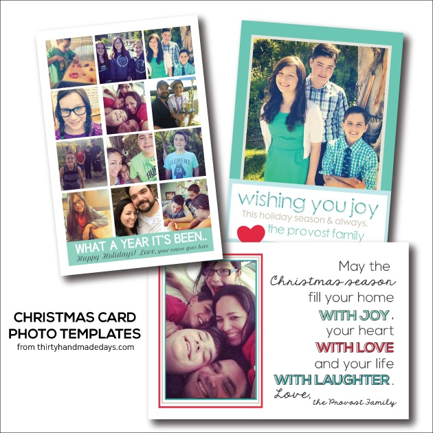 christmascardphototemplates