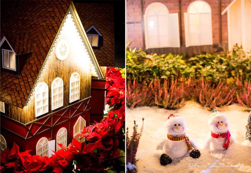 Christmas Wonderland Collage 1