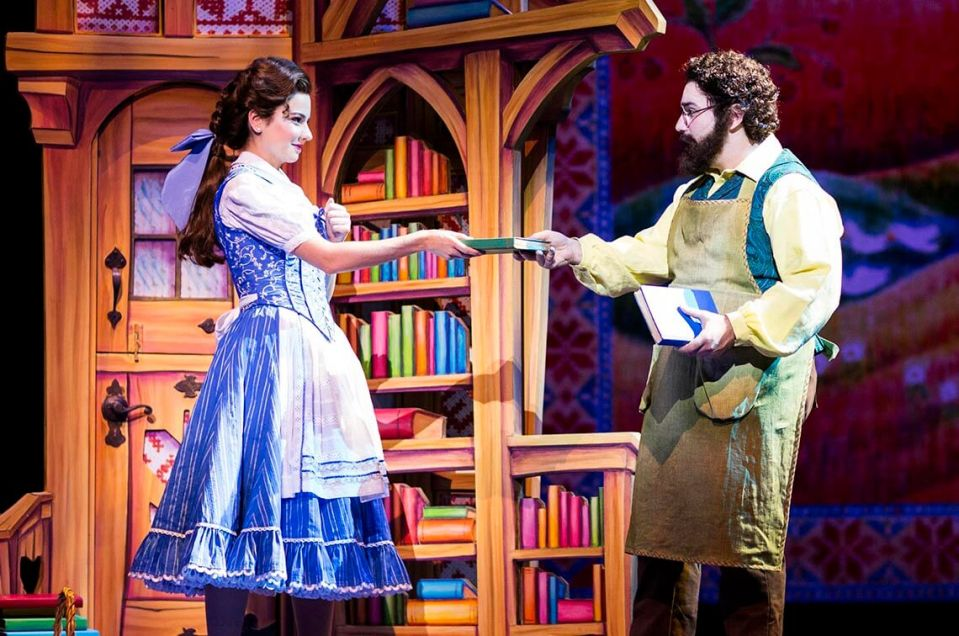 Beauty and the Beast Musical Singapore040
