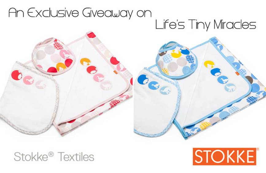Stokke Textile Giveaway 2015