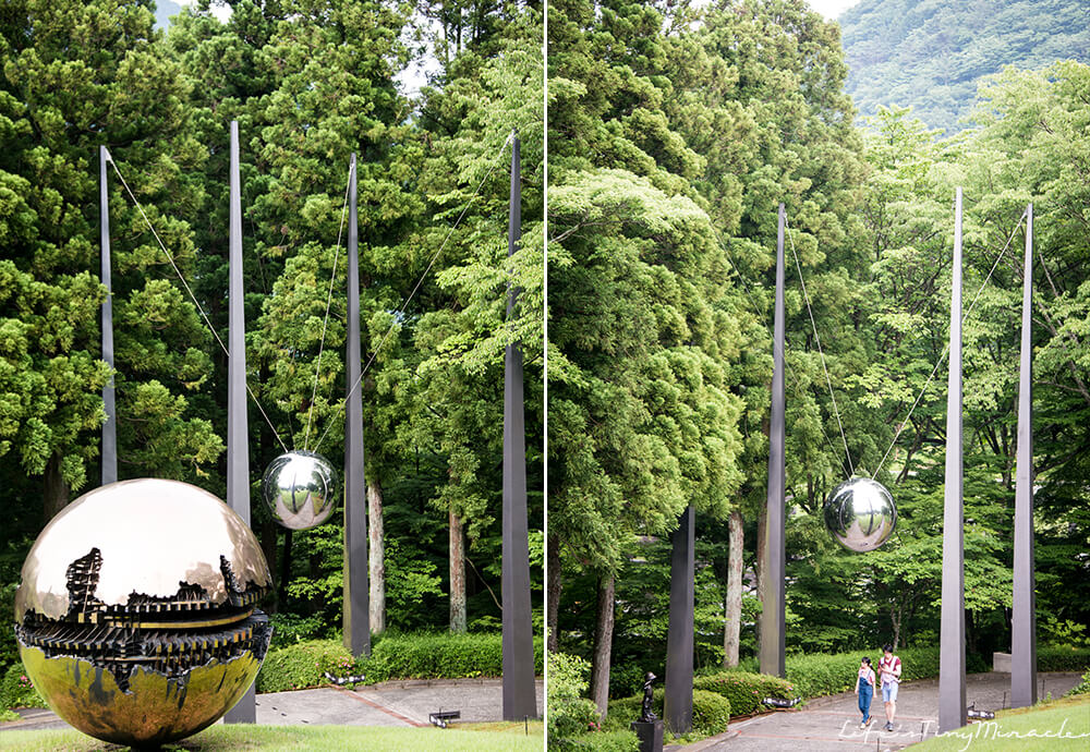 HakoneOpenAirMuseum Collage 2