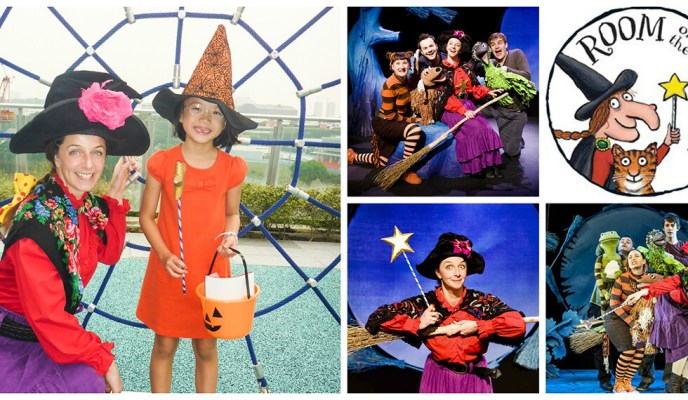 KidsFest 2016 – Room on the Broom and other well-loved Tales!