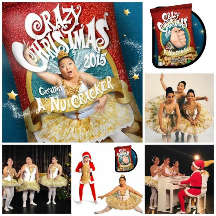CrazyChristmas2015 Collage