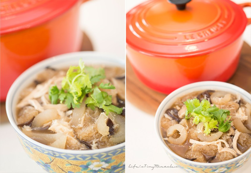 Fish Maw Soup Collage 10