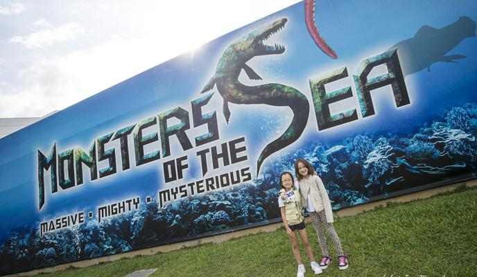 Monsters of the Sea Exhibition – How to MAX your visit