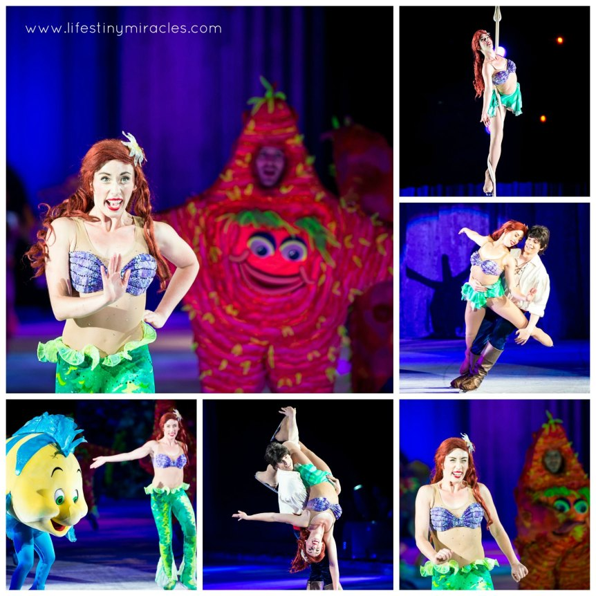 DisneyOnIce SG Ariel Collage
