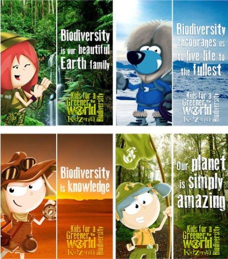 Kids for a Greener World (KidZania Singapore)