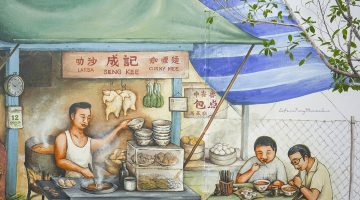 Singapore Heritage Murals: The complete, ever-growing collection by Yip Yew Chong