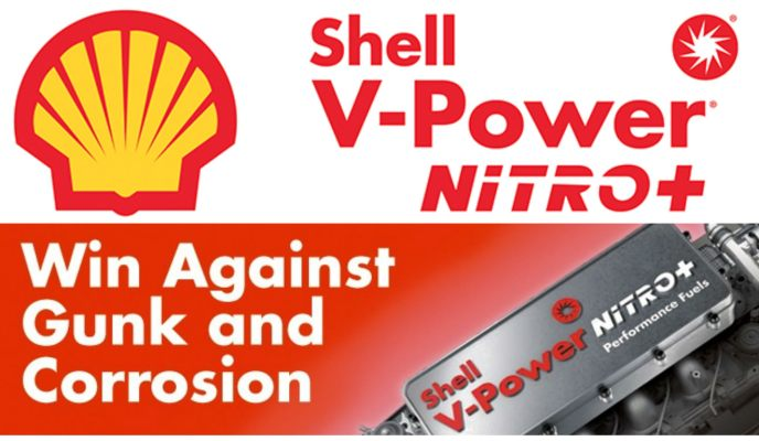 Shell V-Power Nitro+: A Clean Engine and A Clean Heart