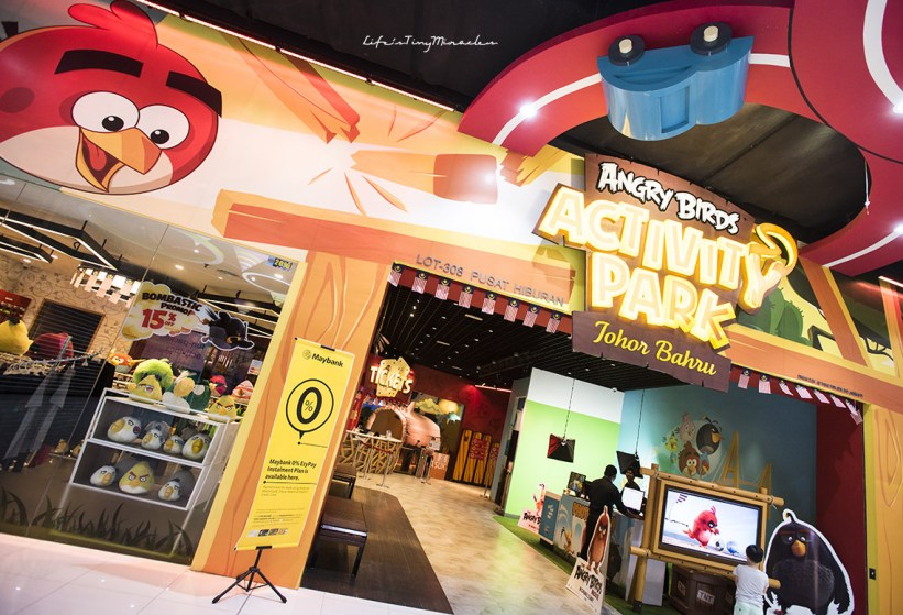 Angry Birds Activity Park253