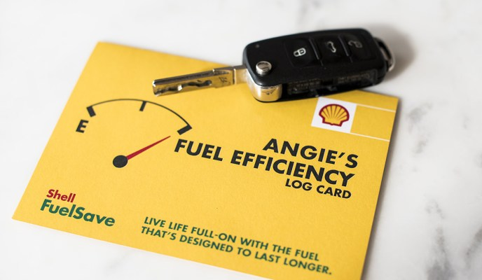 Do More, with Less with Shell FuelSave!
