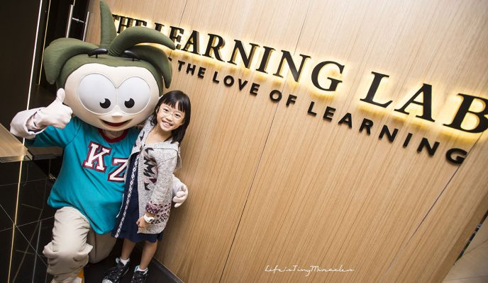 Experience The Learning Lab Difference at Tampines Mall!