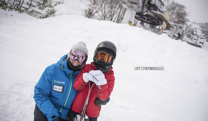 GoSnow Niseko: Ski School for Kids