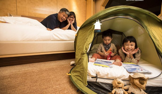 The Ritz-Carlton Millennia, Singapore – Ritz Kids Night Safari Adventures