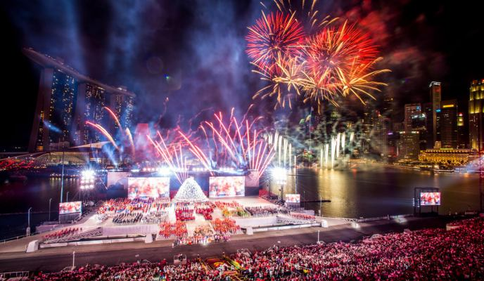 NDP 2017 – One Nation Together…We Celebrate!