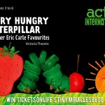 {Giveaway} Act 3 International Presents: The Very Hungry Caterpillar & Other Eric Carle Favourites