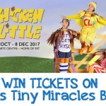 {Giveaway} SRT's Chicken Little Musical