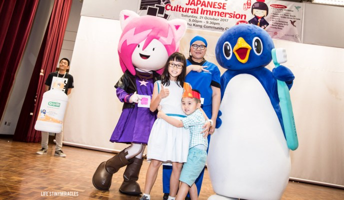 Japanese Cultural Day by Sunstar