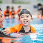 Kids' Swim Class at The Swimming Room