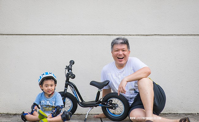Buying Your Kid's First Bike – 5 Things to Consider