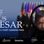 Julius Caesar by Singapore Repertory Theatre
